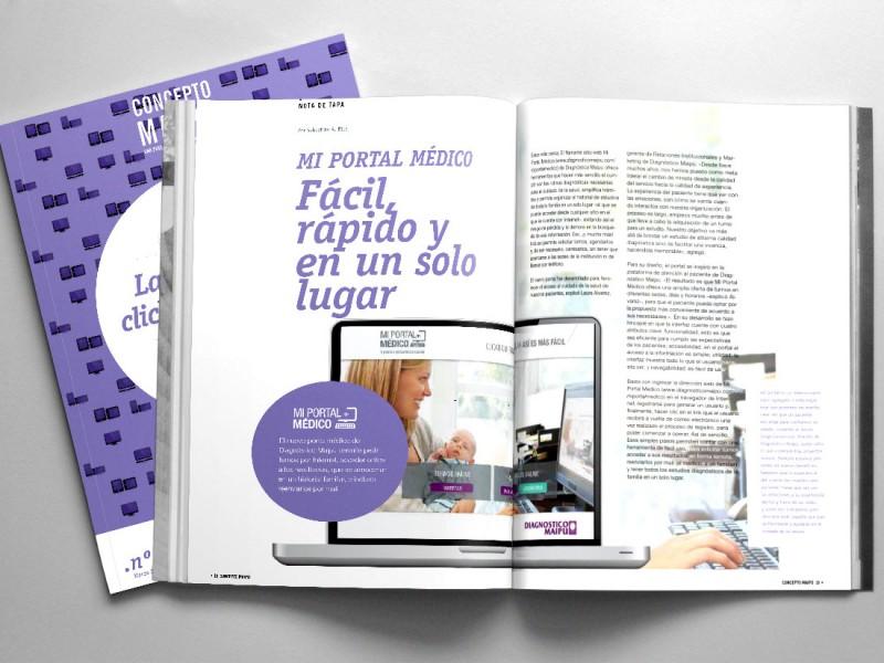 Revista Concepto Maipu